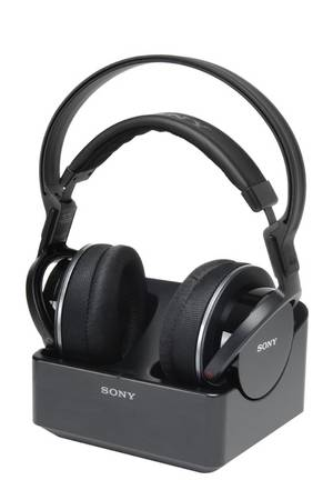 casque sans fils infrarouge sony
